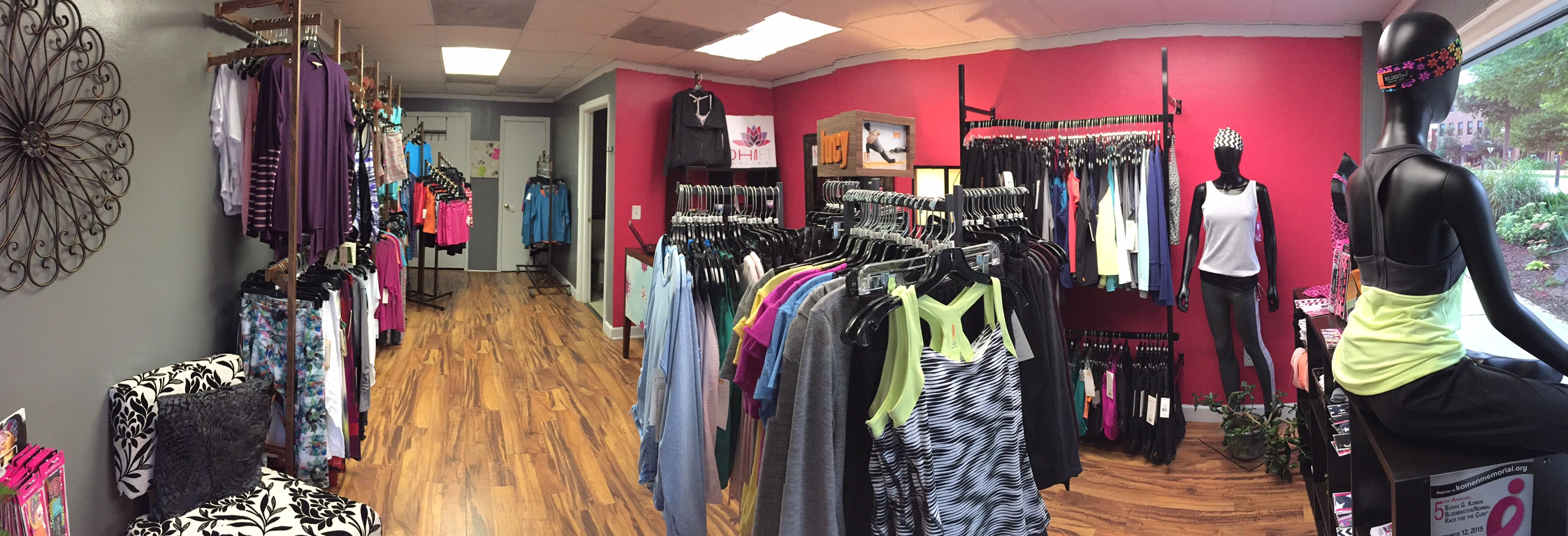 Ohmfit Activewear Store
